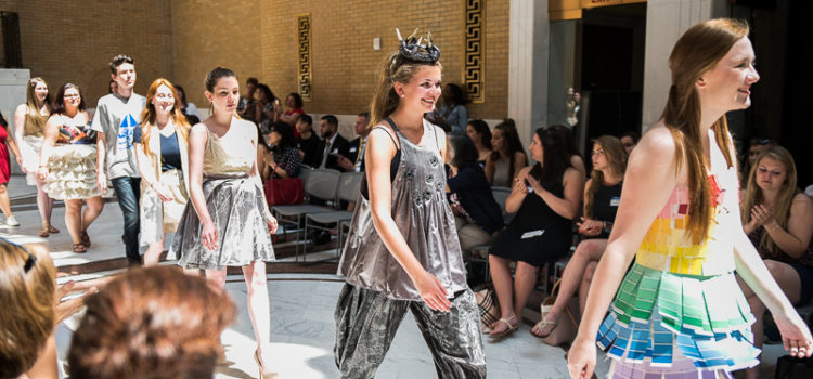 Students Proudly Walk the Runway Thanks to Rep. Ken Gordon